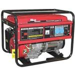 Бензиновый генератор электрогенератор